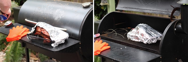 Wrapping-your-meat-while-smoking