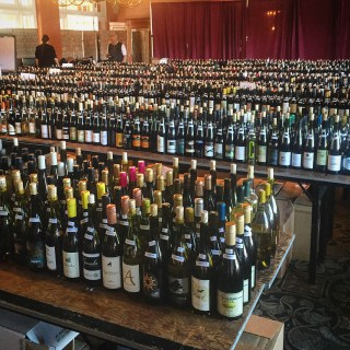 Judging at the 2016 Cascadia Wine Competition