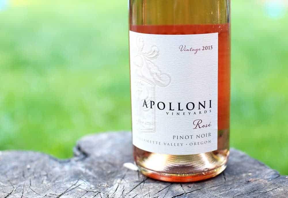 2015 Apolloni Rosé