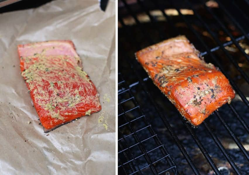 How to smoke salmon on a Traeger smoker