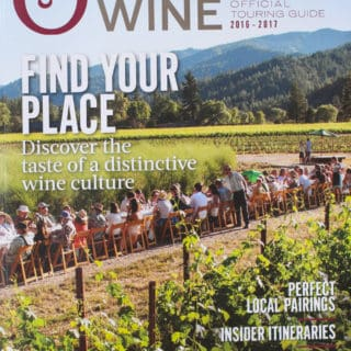 Oregon Wine Love – Your Official Touring Guide is Here!!!