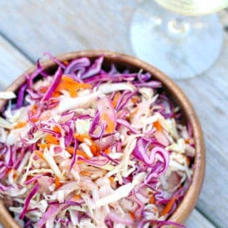 The Easiest-Ever Mayo-Free Coleslaw