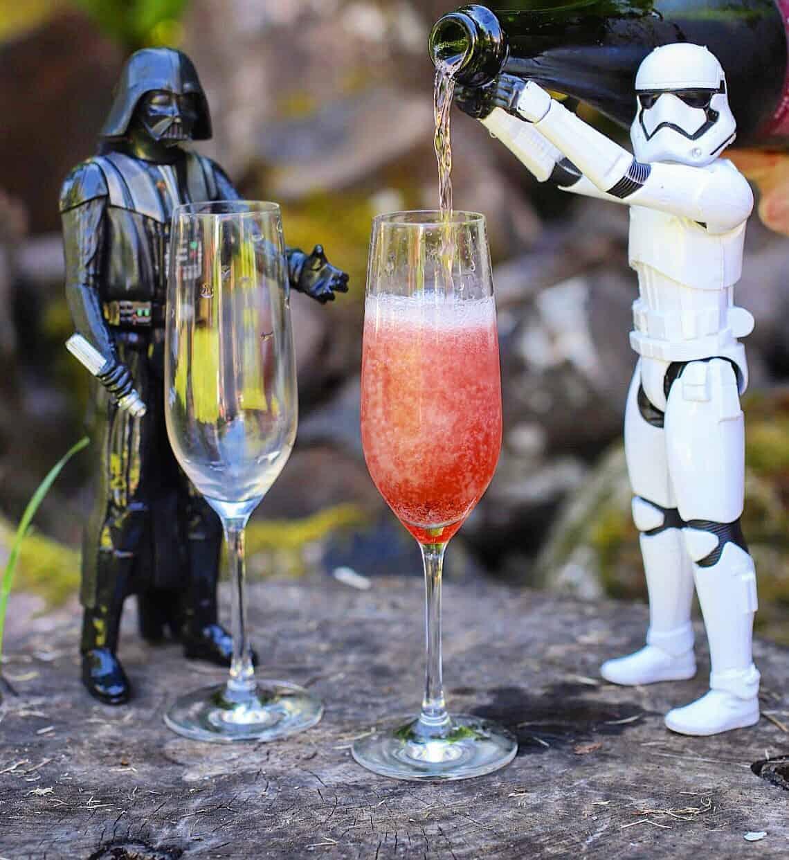 Celebrating, Star Wars Style