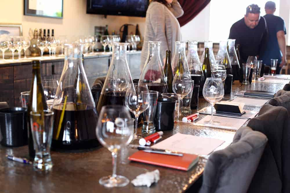 Brooks Winery Blending Experience 5