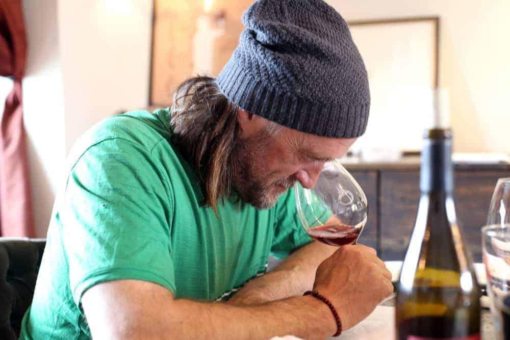 Chris Williams, Winemaker at Brooks