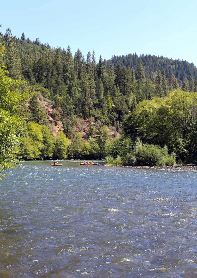 Vacation on the Rogue River