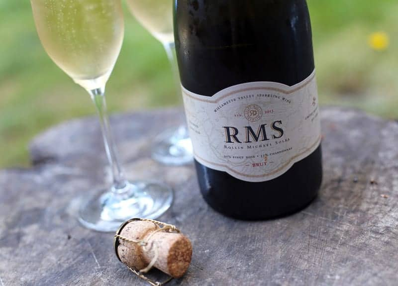 2013 RMS (Rollin Michael Soles) Sparkling Wine