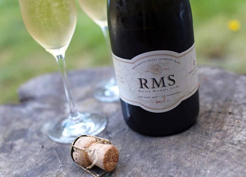 2013 RMS (Rollin Michael Soles) Sparkling Wine