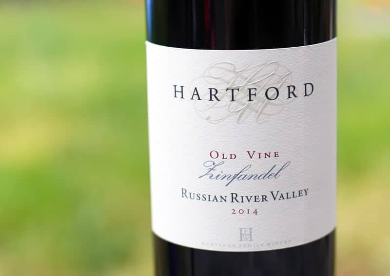 Hartford Old Vine Zinfandel Russian River Valley 2014