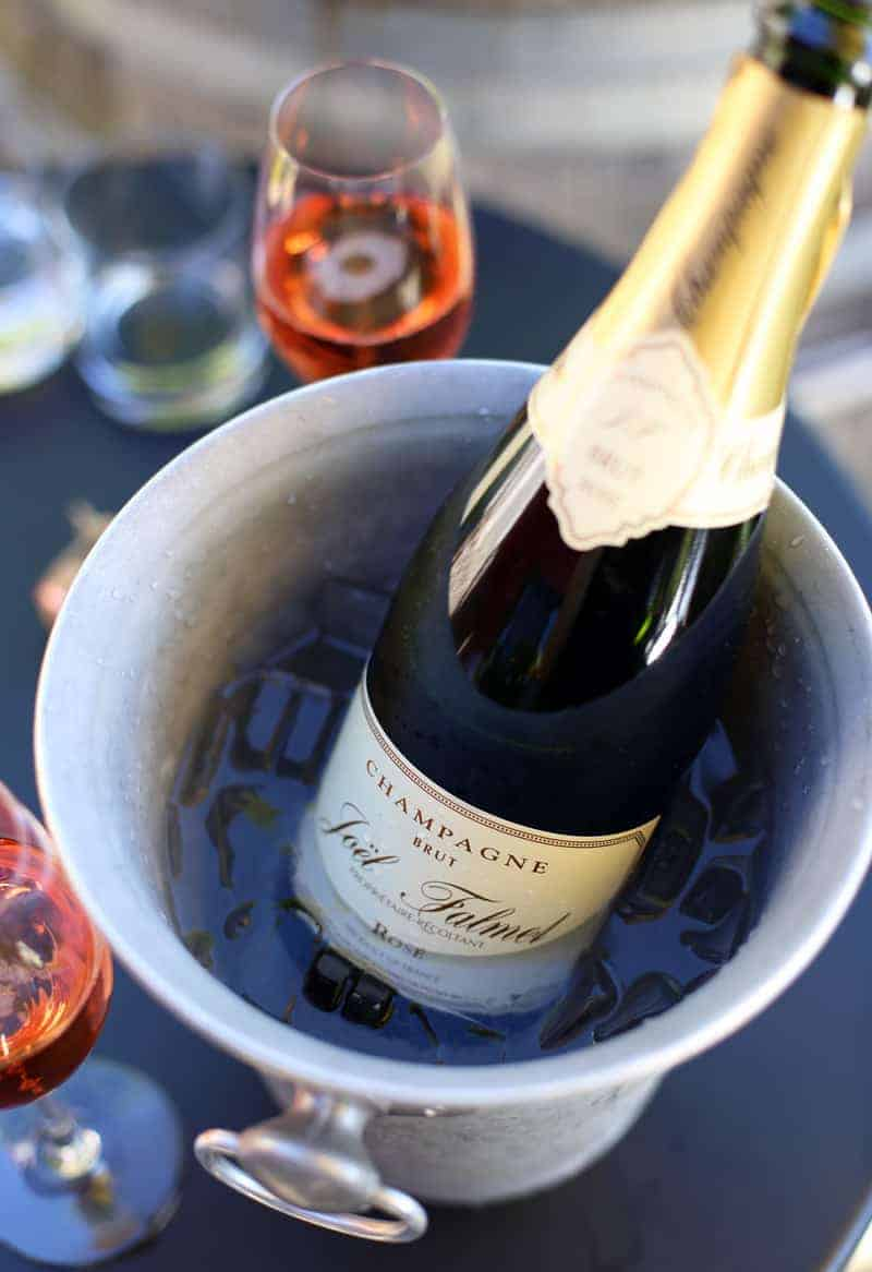 Pix Patisserie, the best place for Champagne in Portland