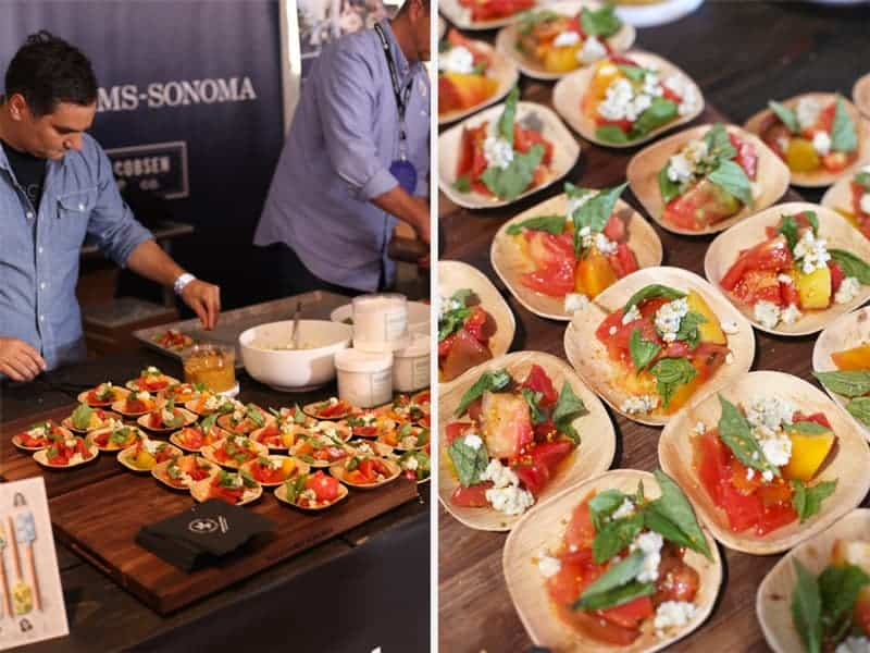 Williams-Sonoma-booth-at-Feast