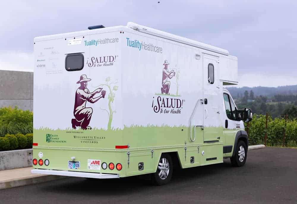 ¡Salud! Mobile Wellness Clinic