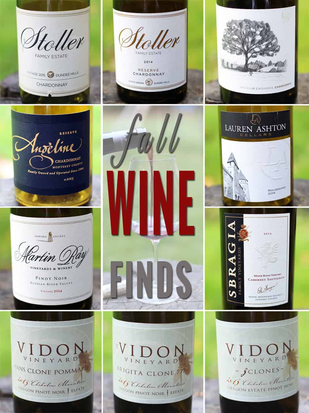 Fall Wine Finds from Vindulge