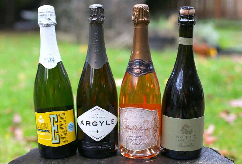 Oregon Sparkling Wines for the Holidays