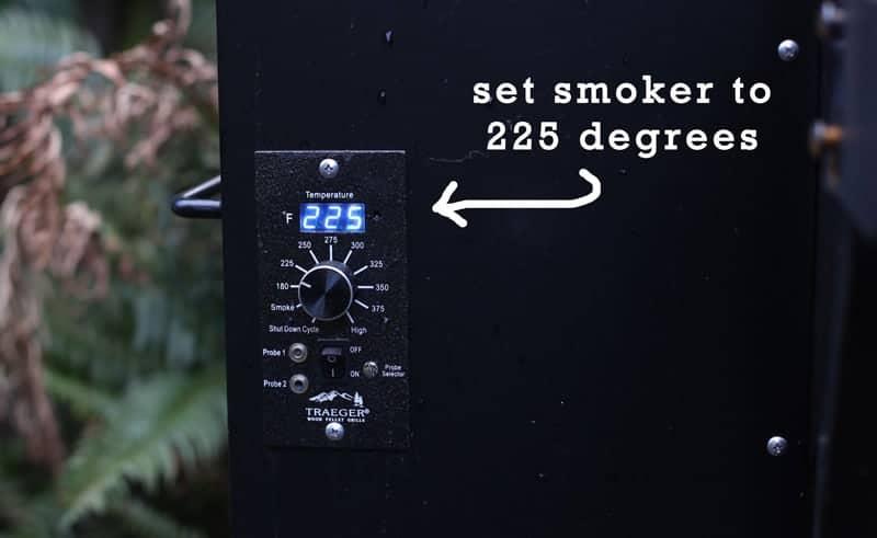 Temperature to Smoke Prime Rib