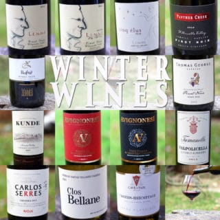 Weekend Wine Love – A baker's dozen