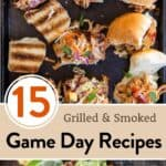 Game Day Pinterest Pin