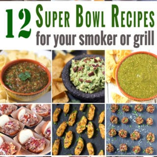 Smoked Buffalo Chicken Dip (the VIDEO): and 12 Super Bowl recipes for the grill or smoker