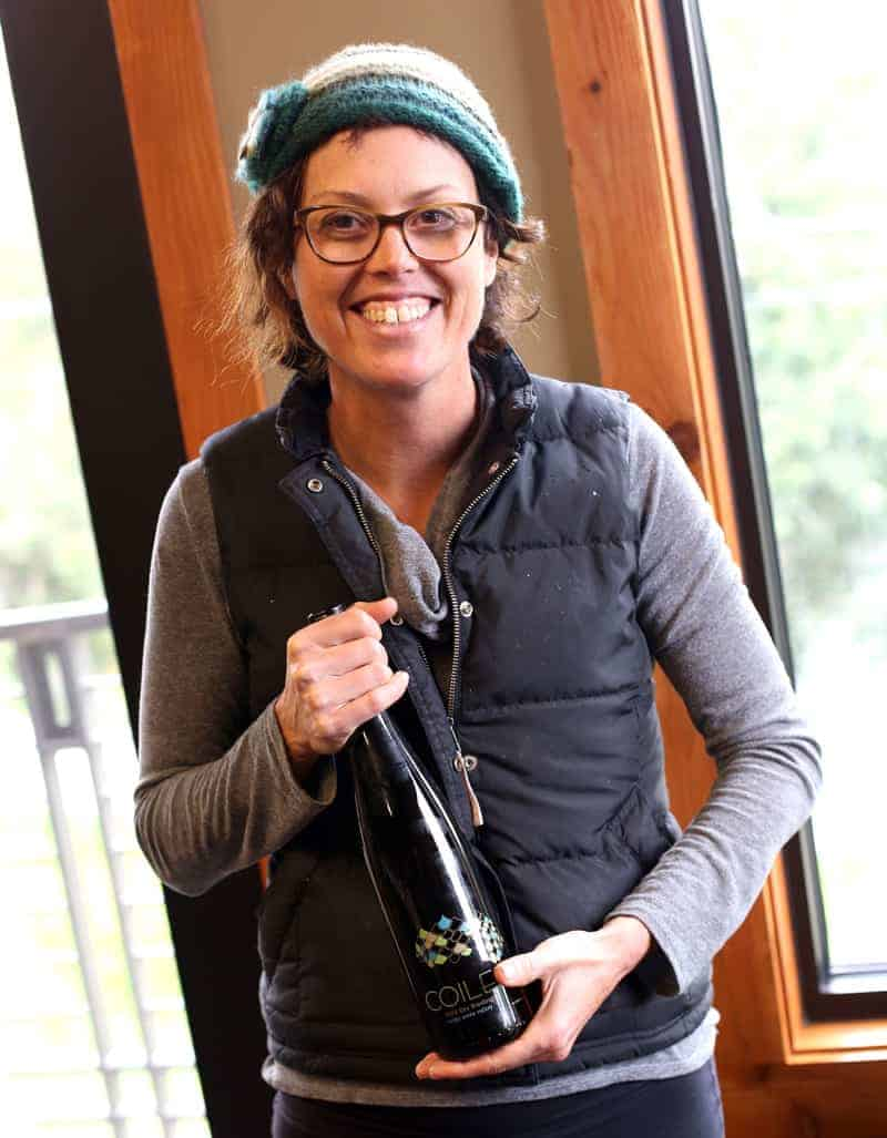Leslie Preston of Coiled Winery
