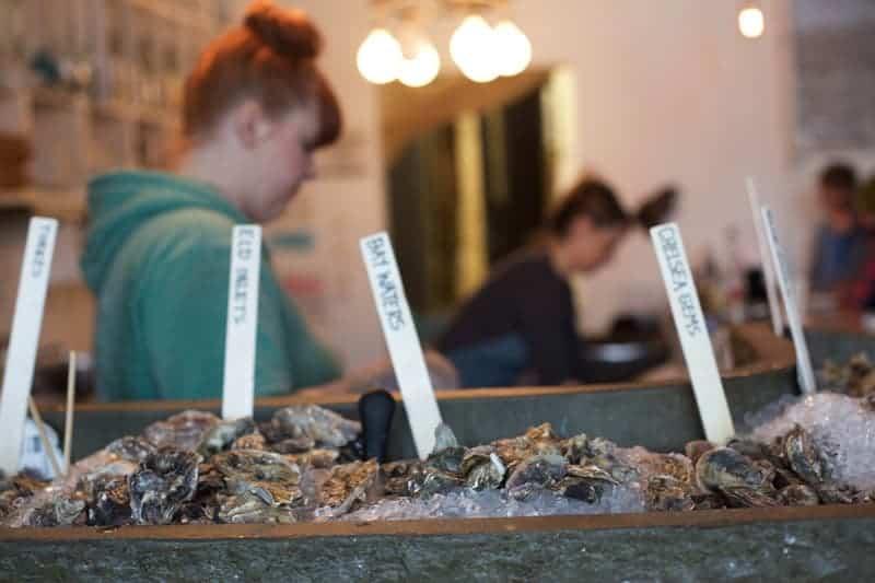 Olympia Oyster Bar