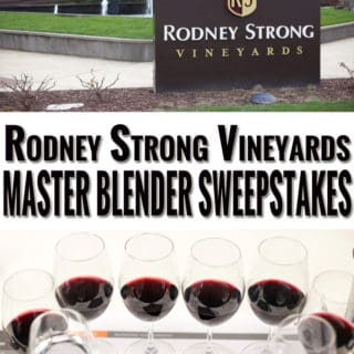 Win a Trip to Rodney Strong Vineyards in Sonoma County