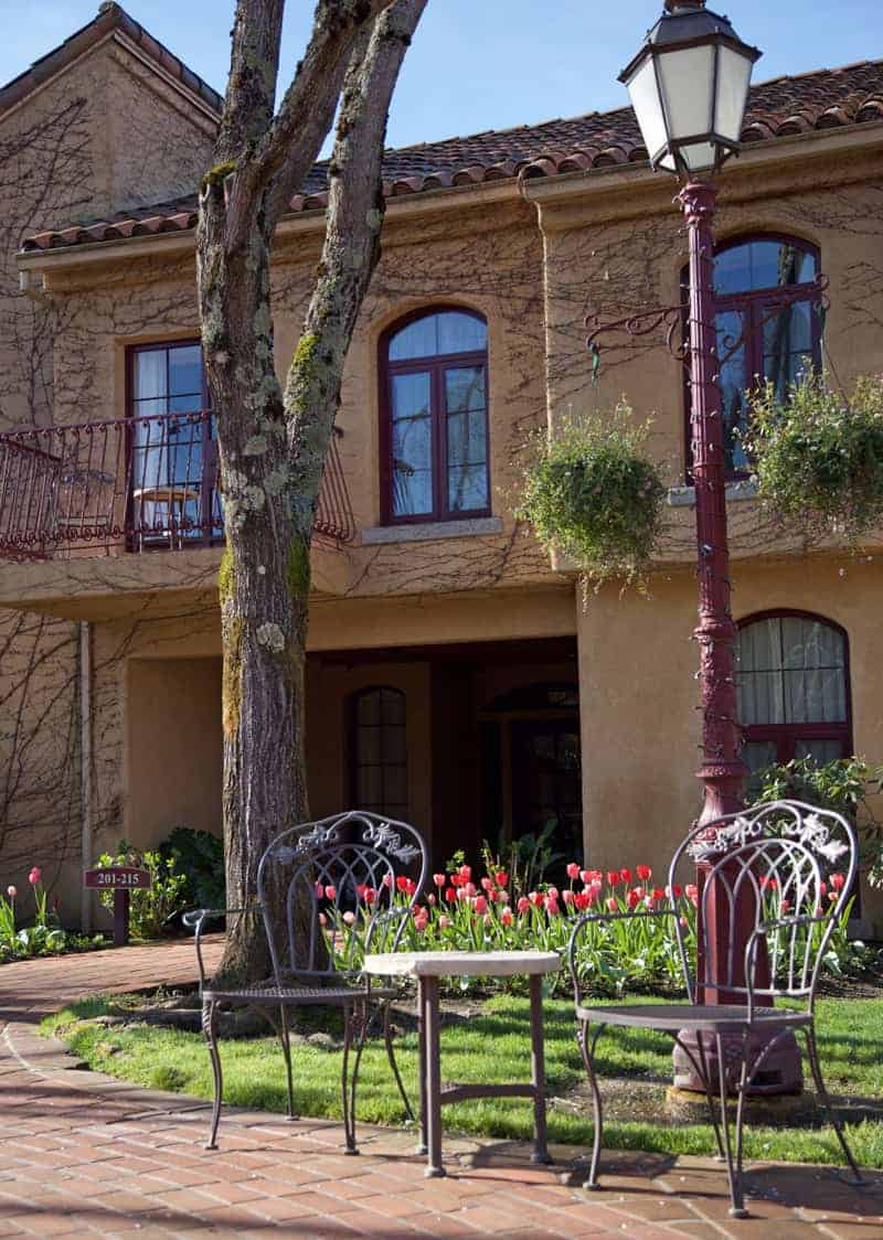 Vitners Inn Santa Rosa