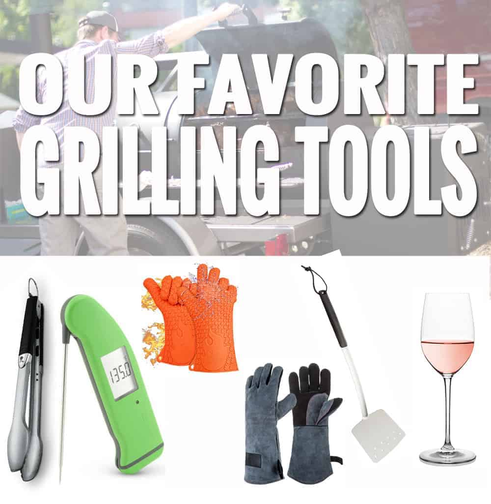 Our Favorite Grilling Tools 2017