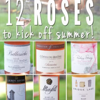 12 Rosés to Kick off your Summer