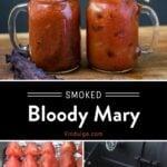 Smoked Bloody Mary Pin