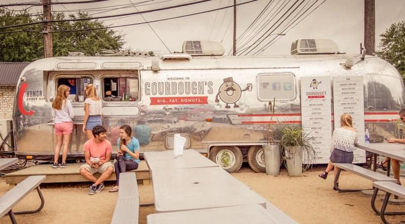 Austin Doughnut Food Trucks