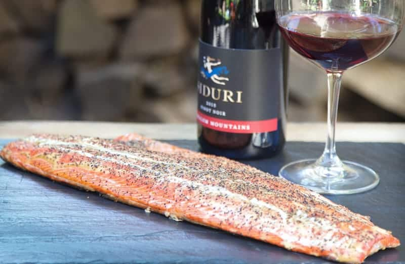 Smoked Salmon and Wine Pairing