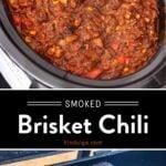 Brisket Chili Pin