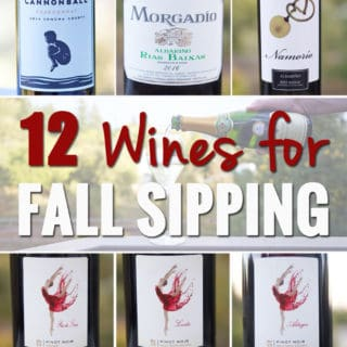 12 Wines for Fall Sipping