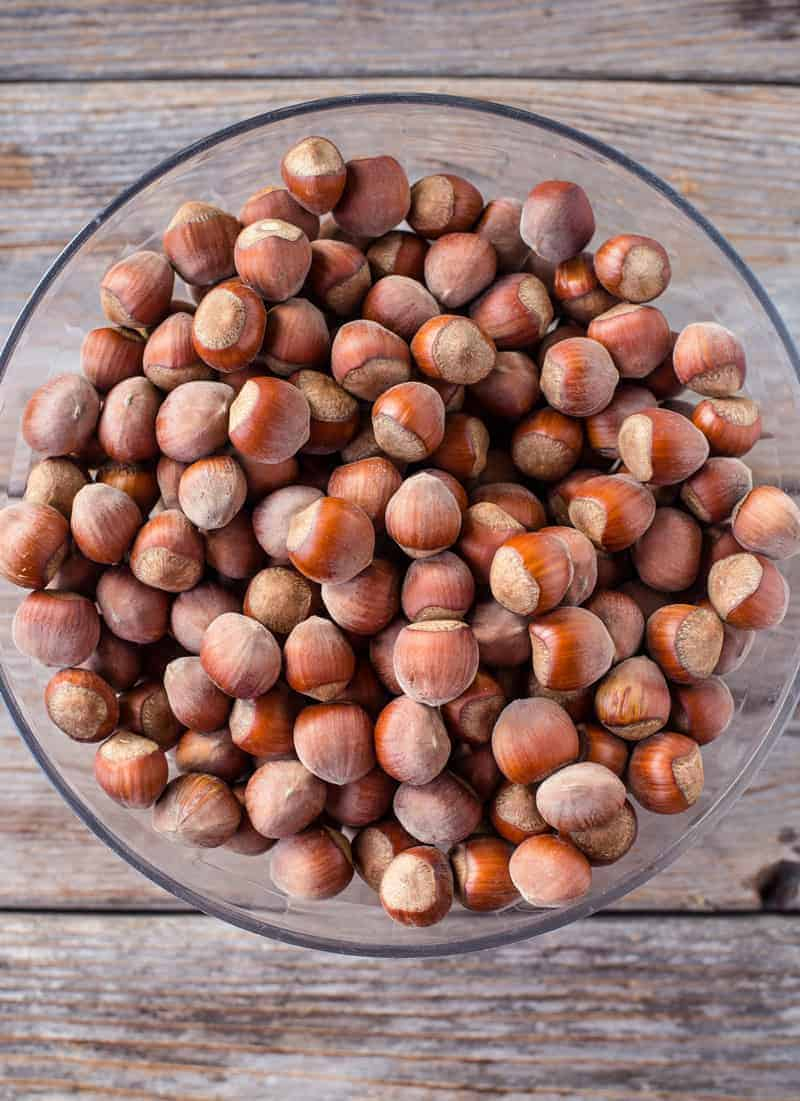 How to smoke Hazelnuts on a smoker and make homemade Nutella