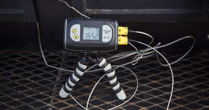 Cooking with a Thermoworks Digital Thermometer