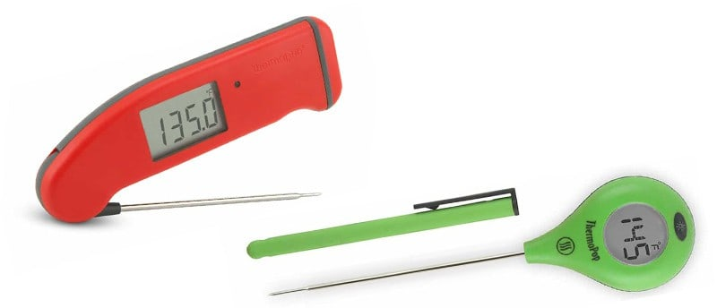 Digital Thermometers by ThermoWorks