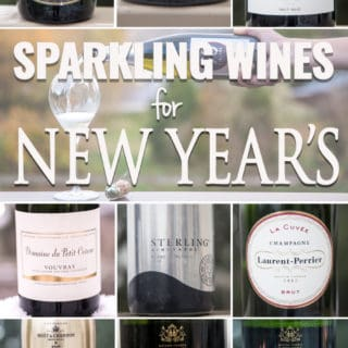 Sparkling Wines to Ring in the New Year!