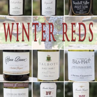 Winter Reds — January 2018