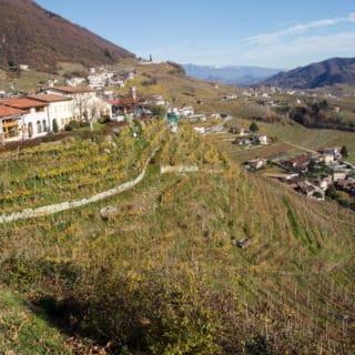 Wine Travel: Discover Conegliano Valdobbiadene, The home of Prosecco Superiore