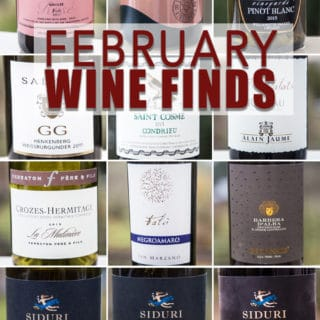 February Wine Favorites