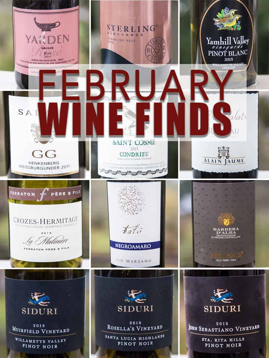 Best Wines of February 2018