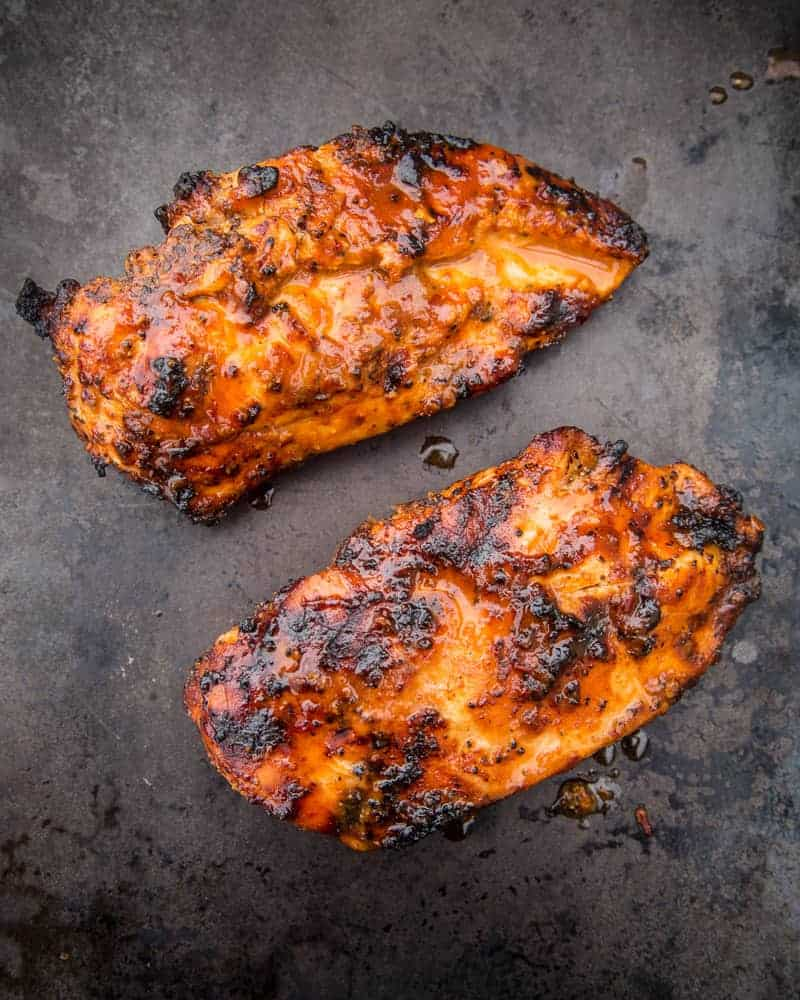 Chipotle Marinated Grilled Chicken Breast
