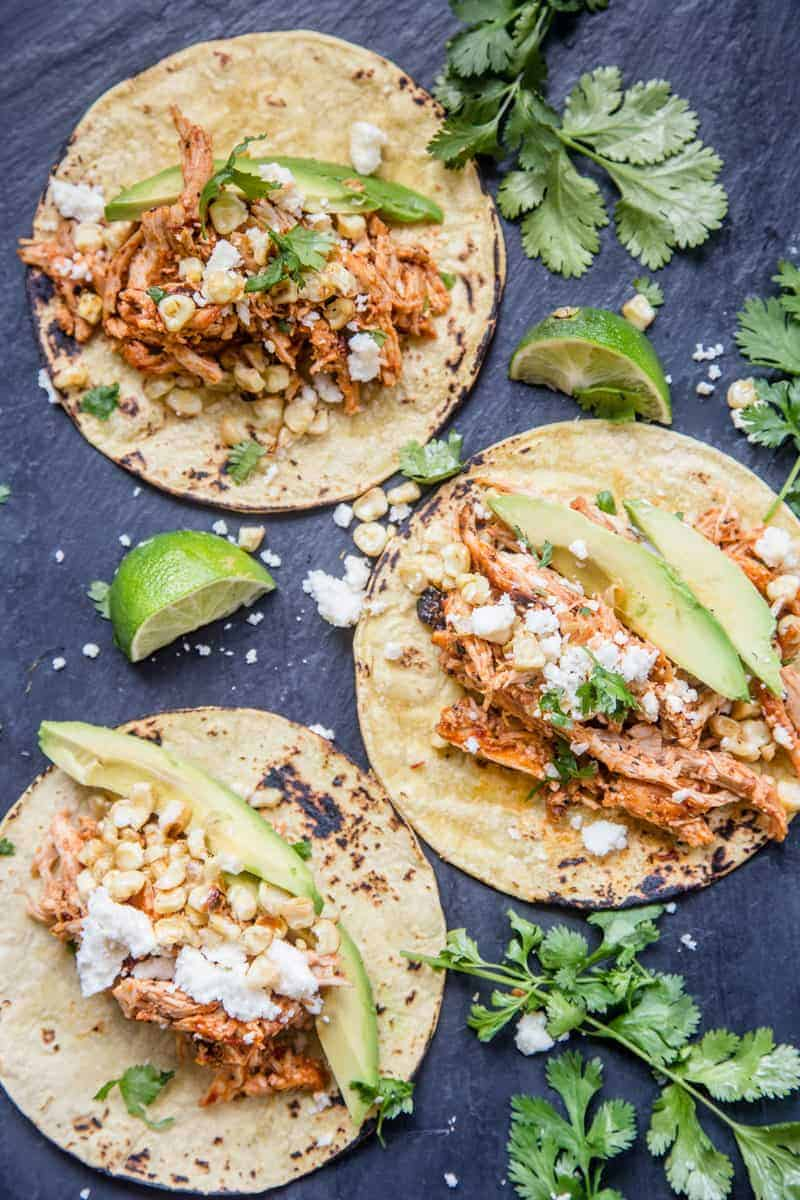 Chipotle Shredded Grilled Chicken