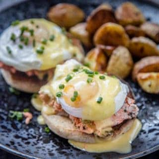 The Ultimate Smoked Salmon Eggs Benedict