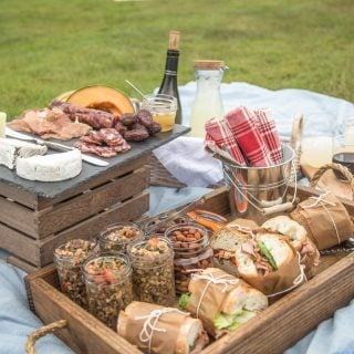 Smoked Pork Tenderloin Sandwich – And Beaujolais Wines Perfect for a Picnic