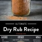 Dry Rub Pinterest Pin