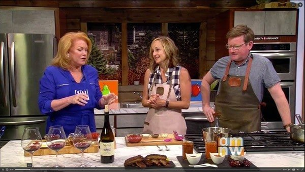 AM Northwest TV Segment Cooking Demo