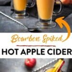 Spiked Apple Cider pin for Pinterest