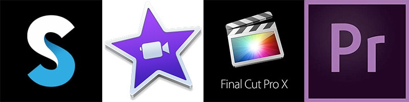 Editing Software for Video