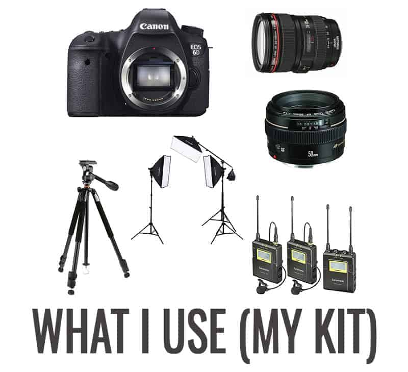 What you need to get started in Videography